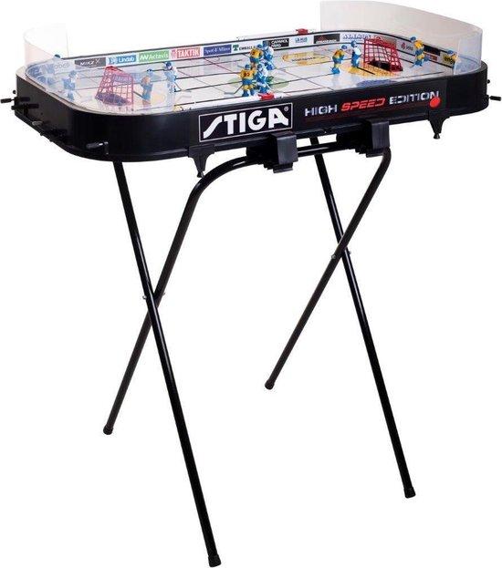 Thumbnail van een extra afbeelding van het spel Stiga Standaard Voor Tafelspellen Zwart
