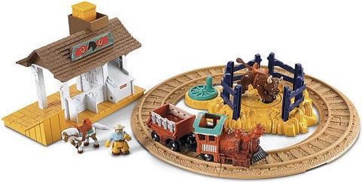 Fisher-Price Geotrax Rope