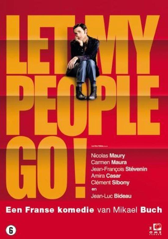 Cover van de film 'Let My People Go'