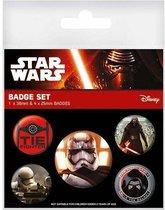 STAR WARS EPISODE VII Badge packs