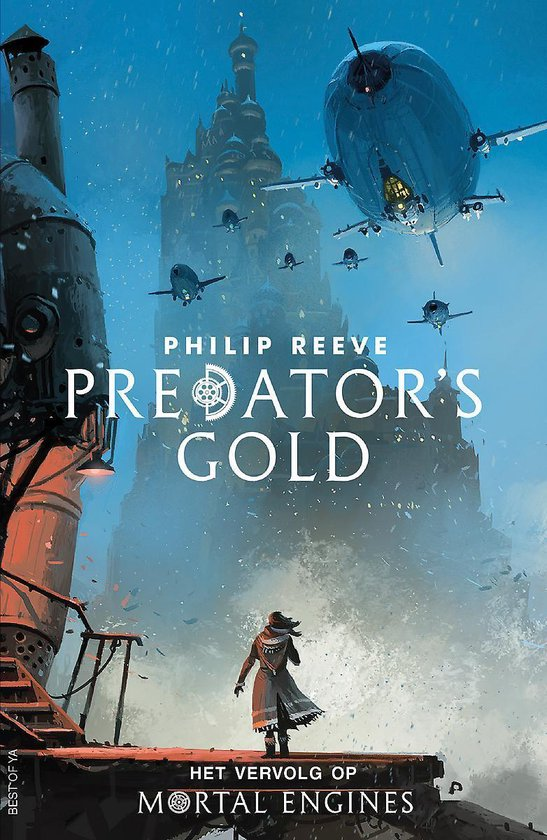 Mortal Engines 2 - Predator's Gold - Philip Reeve  