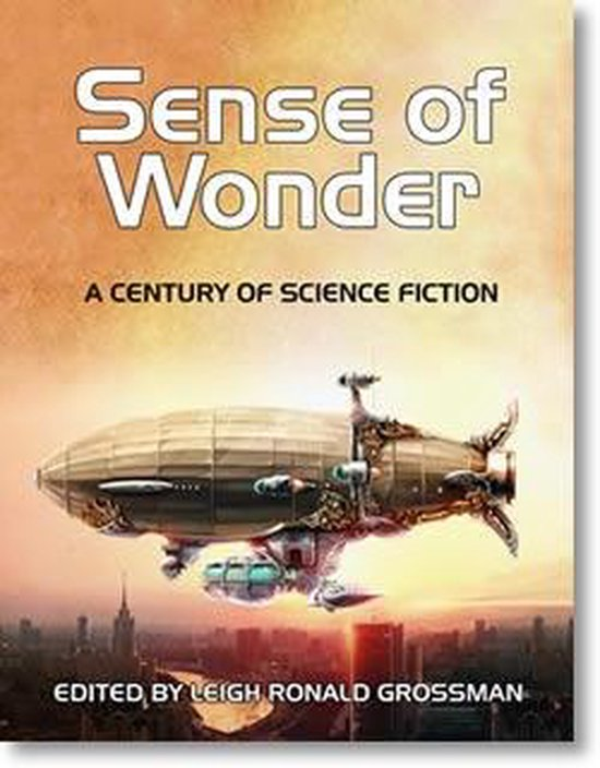 Boek cover Sense of Wonder: A Century of Science Fiction van Robert A. Heinlein (Onbekend)