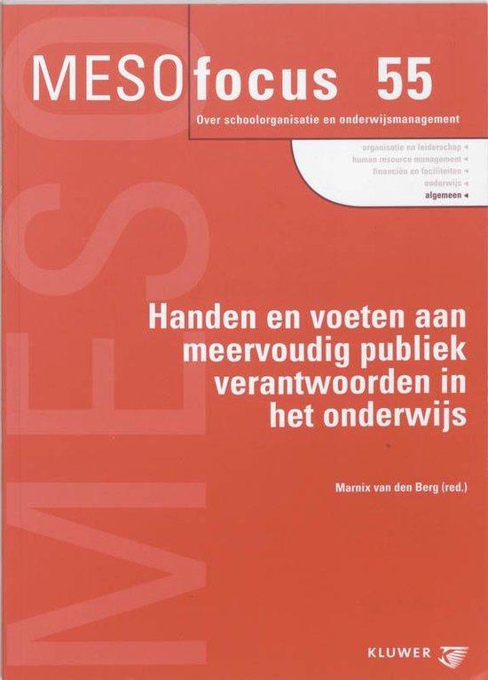 Handen en voeten aan meervoudig publiek verantwoorden in het onderwijs - none pdf epub
