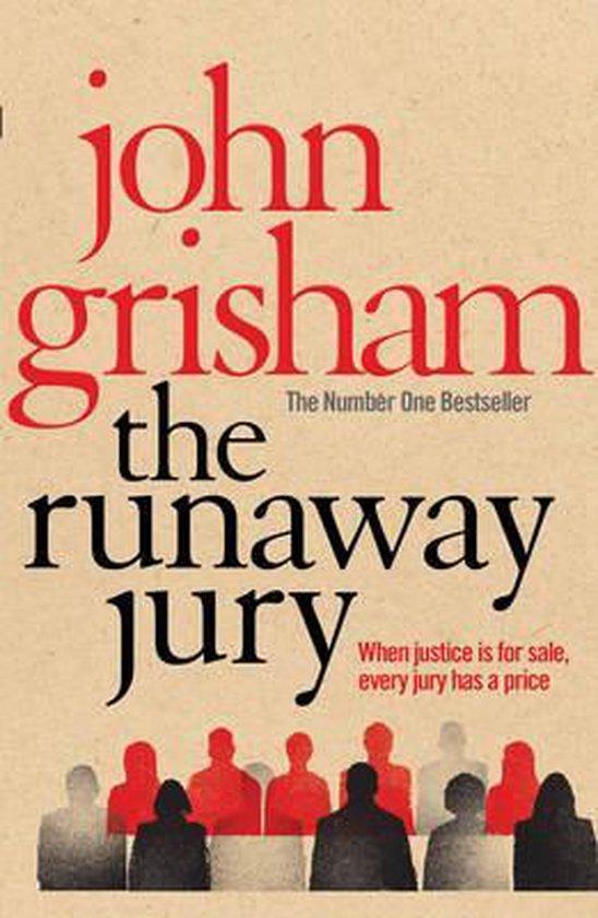 Omslag van The Runaway Jury