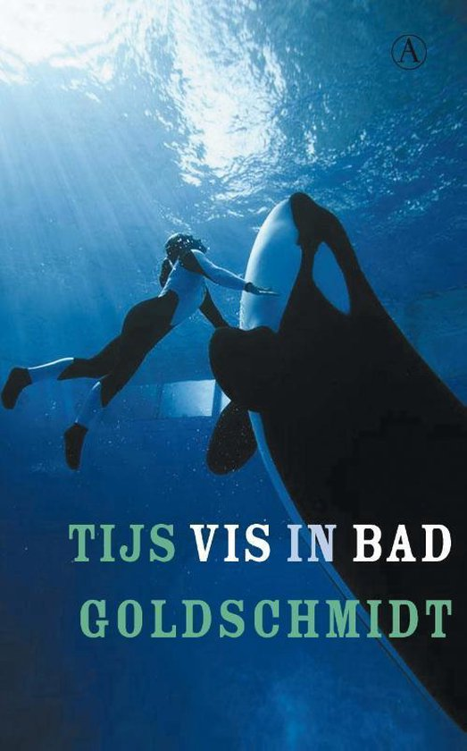 Vis in bad - Tijs Goldschmidt |
