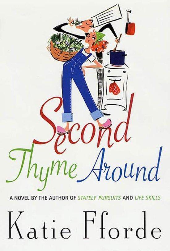 Omslag van Second Thyme Around