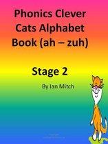 Omslag Phonics Clever Cats Alphabet Book