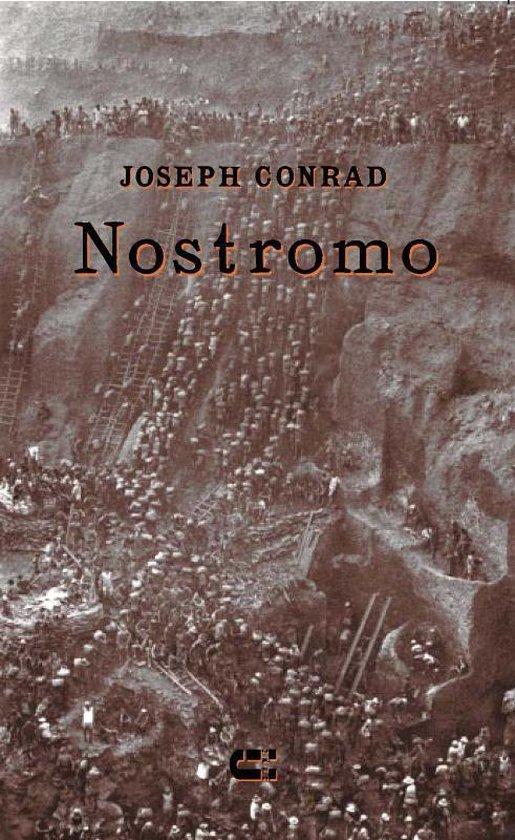 Nostromo - Joseph Conrad |
