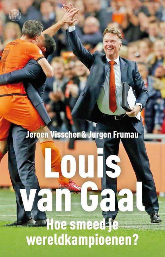 Cover van het boek 'Louis van Gaal'