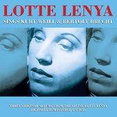 Sings Kurt Weill & Bertolt Brecht