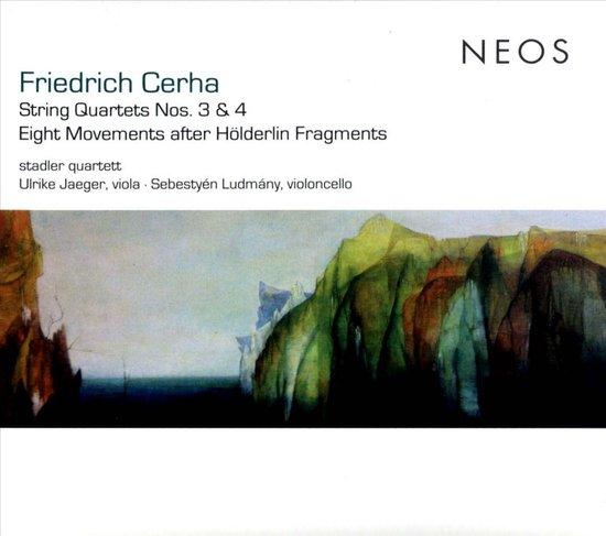 String Quartets Nos 3 & 4/Hölderlin Fragments
