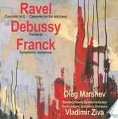Ravel: Piano Cto, Debussy: Fantaisi