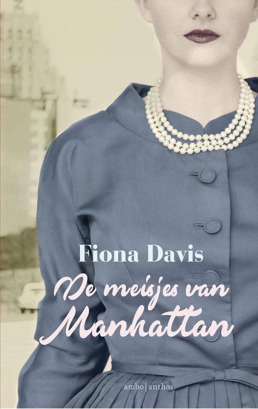 De meisjes van Manhattan - Fiona Davis | Fthsonline.com