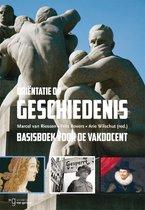 Boek cover Oriëntatie op geschiedenis van Herman Kaptein (Paperback)