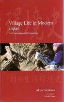 Village Life in Modern Japan