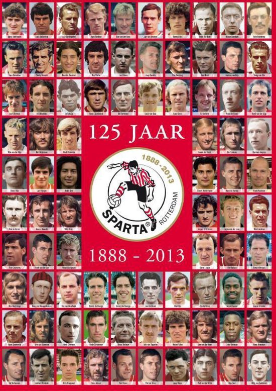 125 jaar Sparta