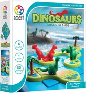 SmartGames Dinosaurs Mystic Islands (80 opdrachten)