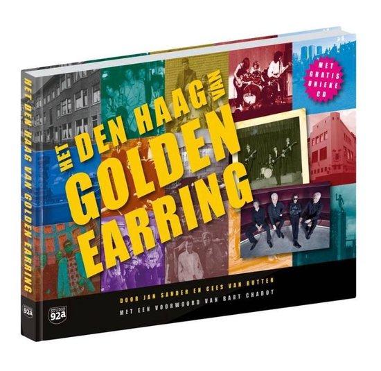 Het Den Haag van Golden Earring - Jan Sander |