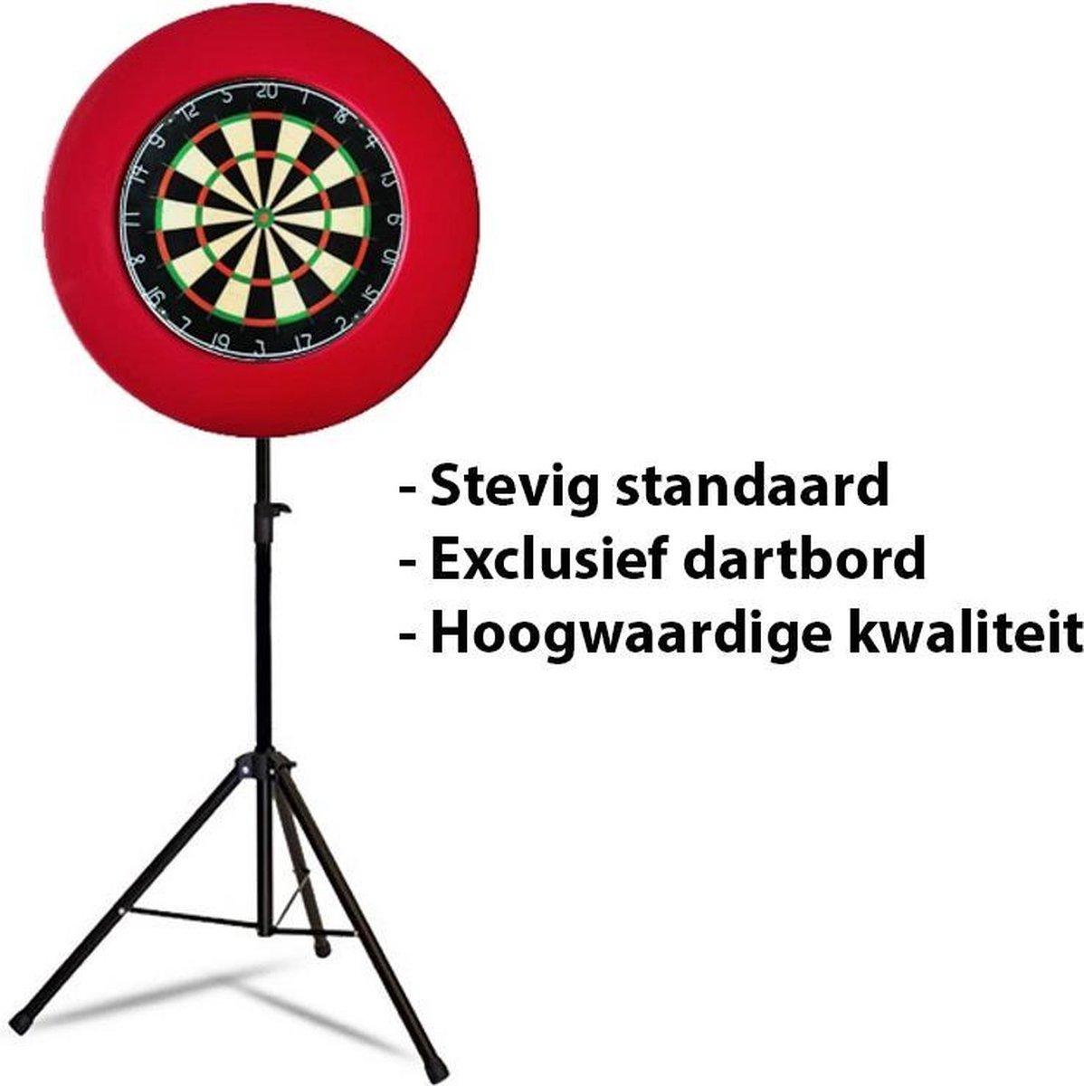 Dragon darts - Portable dartbord standaard - dartbord standaard
