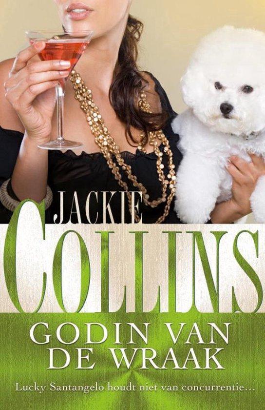 Godin van de wraak - Jackie Collins | Fthsonline.com