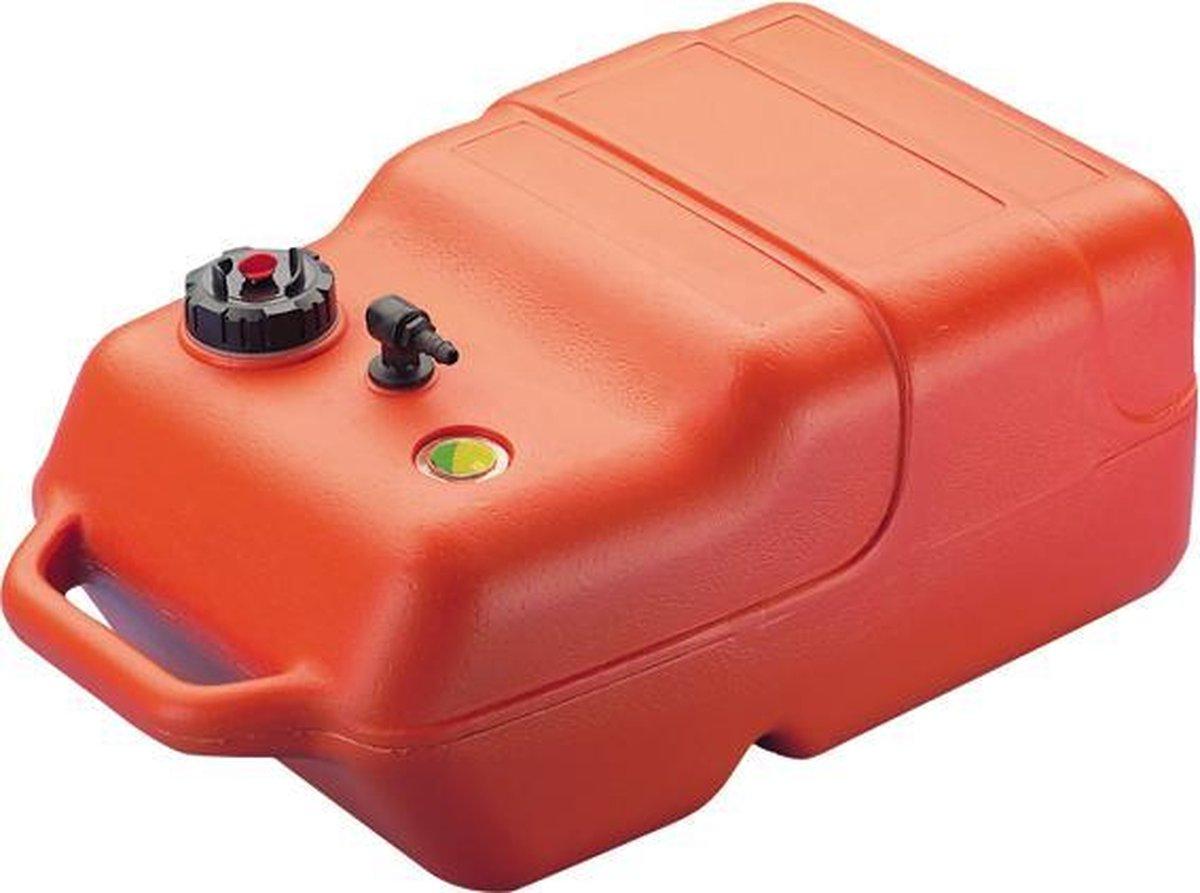 Talamex kunststof Brandstoftank 22 liter met niveauindicator - Talamex