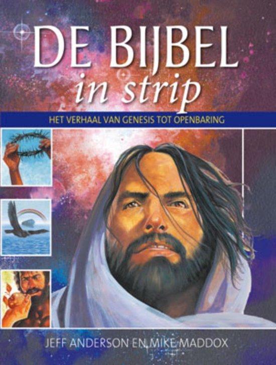 De Bijbel in strip - Jeff Anderson |