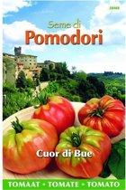 Tomaten Pomodori Cuor di Bue - Lycopersicon esculentum - set van 7 stuks
