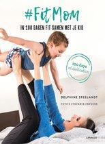 Boek cover #FitMom van Delphine Steelandt