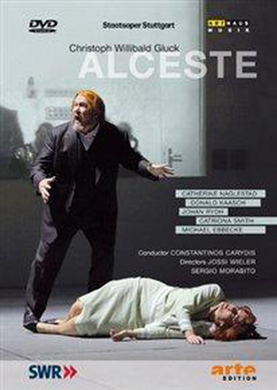 Cover van de film 'Alceste'
