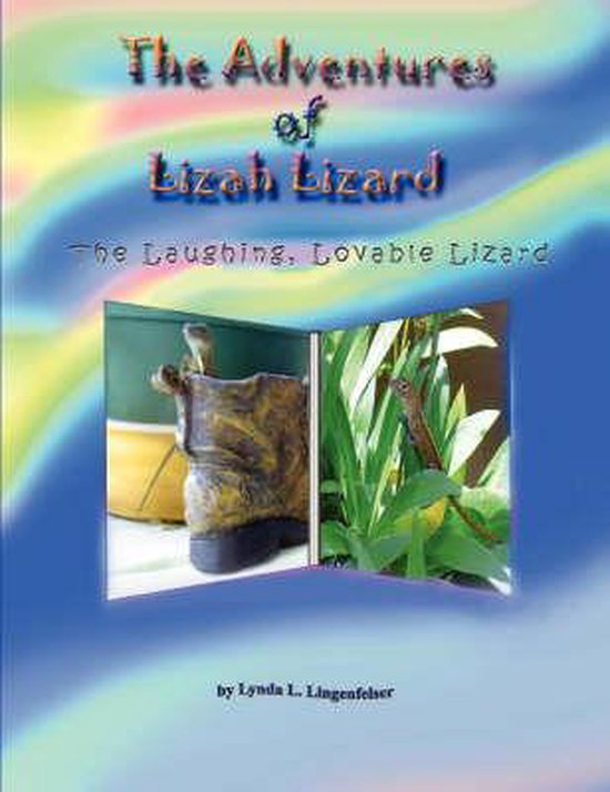 The Adventures of Lizah Lizard