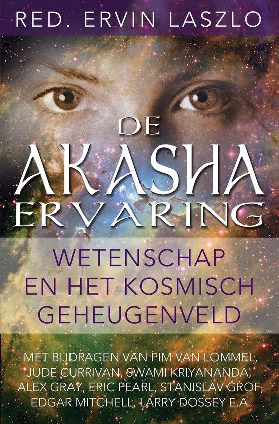Boek cover De Akasha-ervaring van Ervin Laszlo (Onbekend)