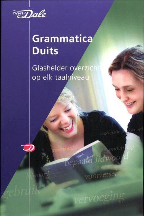 Van Dale grammatica Duits - Kasper Maes |