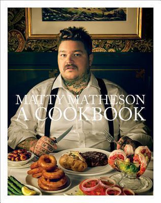 Boek cover Matty Matheson van Matty Matheson (Hardcover)
