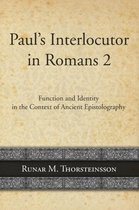 Paul's Interlocutor in Romans 2