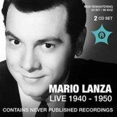 Mario Lanza Live 1940-50, From Priv