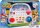 Super Wings Jimbo's control center