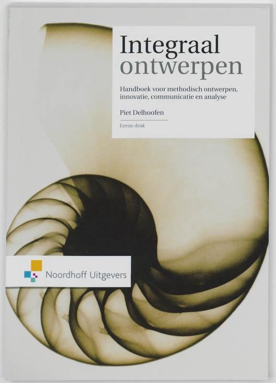 Integraal ontwerpen - Piet Delhoofen |