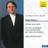 Debussy: Preludes Pour Piano - Plus