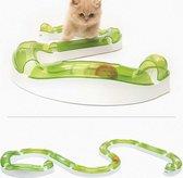 Cat-It - Kattenspeelgoed - Senses 2.0 Super Circuit - Groen