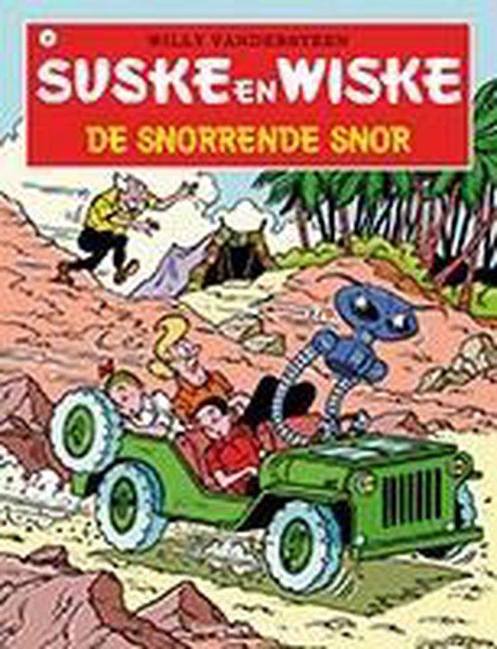 Suske en Wiske 93 De snorrende snor - Willy Vandersteen |