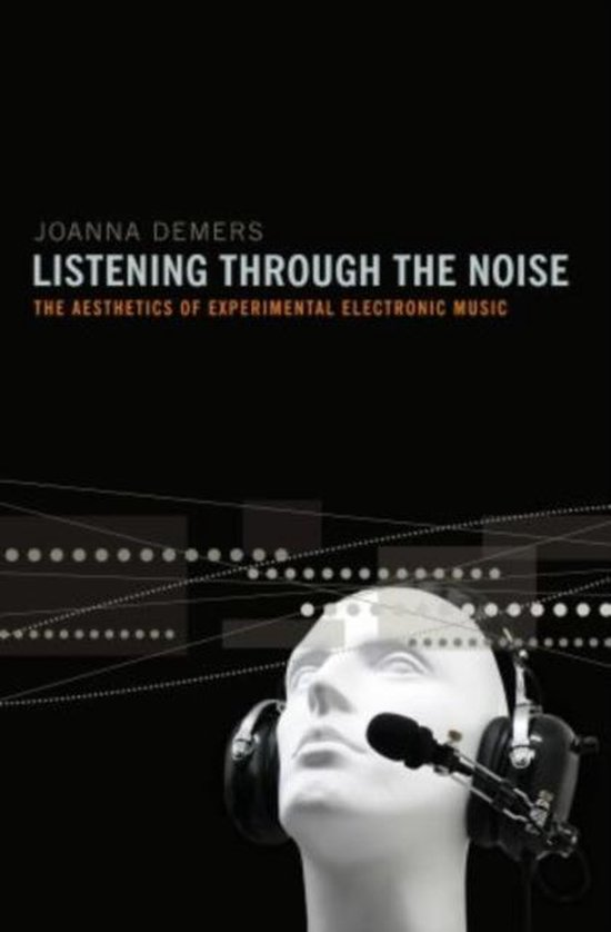 Boek cover Listening through the Noise van Joanna Demers (Paperback)