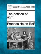 The Petition of Right.