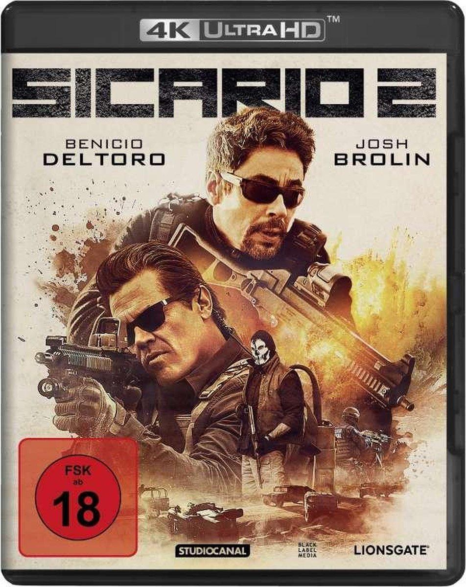 Sicario 2: Soldado (Ultra HD Blu-ray & Blu-ray)-