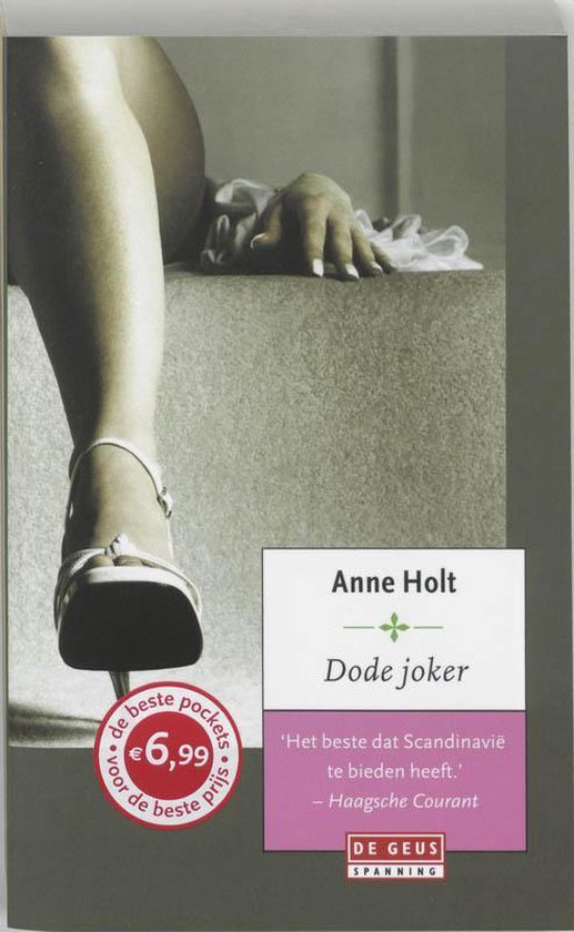 Dode joker - A. Holt  