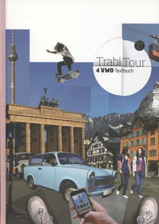 TrabiTour/ 4 vwo / deel Textbuch - Gert Baas  