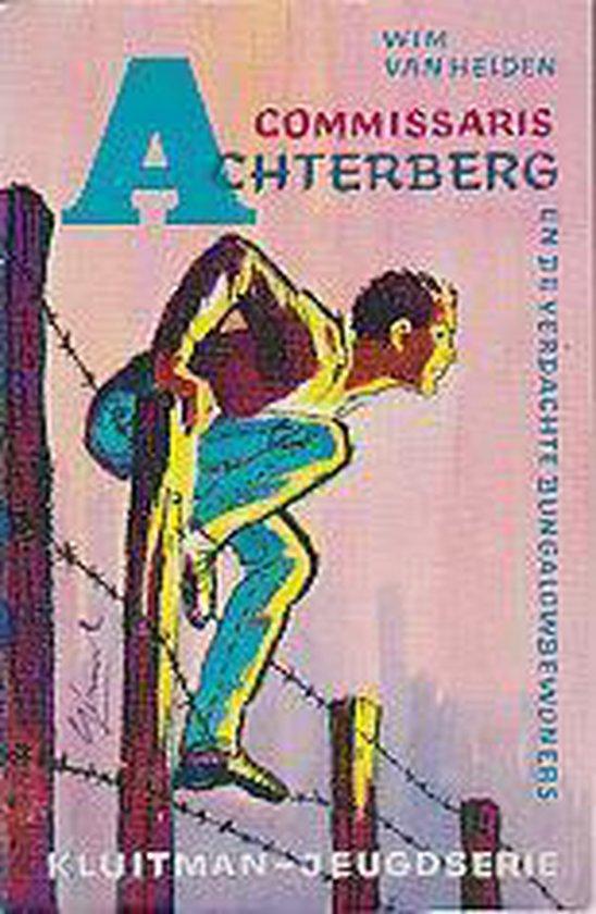 Commissaris achterberg verd.bungalowbew - Helden |