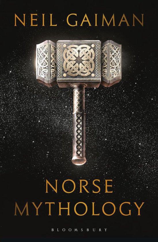 Boek cover Norse Mythology van Neil Gaiman (Onbekend)