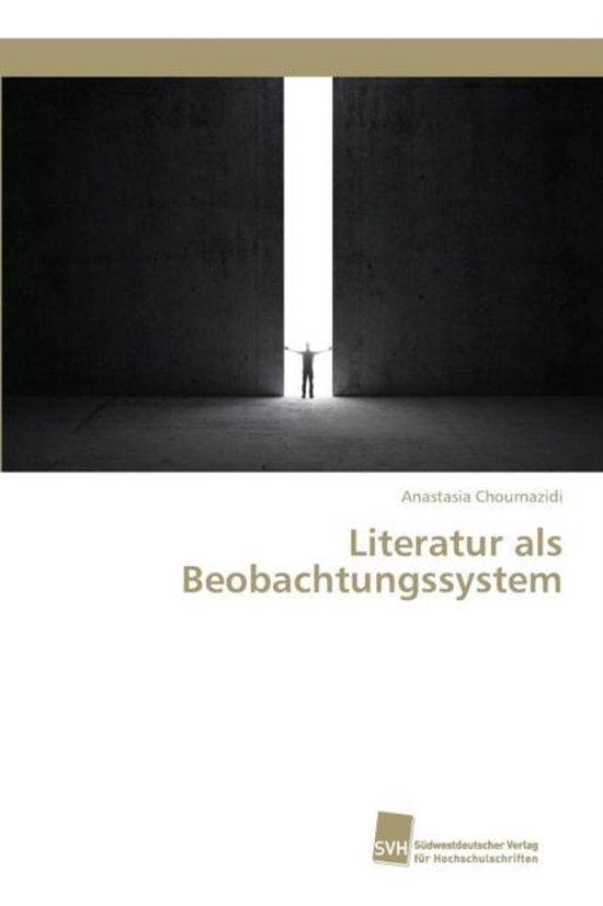 Literatur ALS Beobachtungssystem