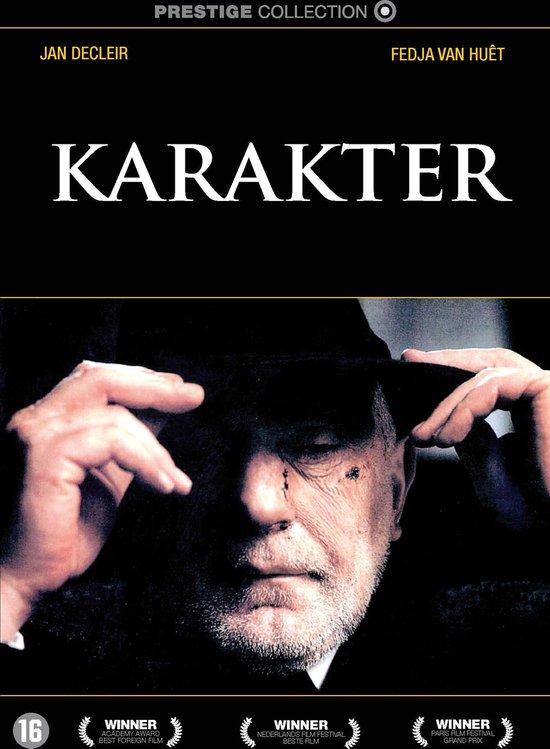 Cover van de film 'Karakter'