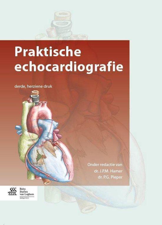 Boek cover Praktische echocardiografie van N J Elzenga (Paperback)